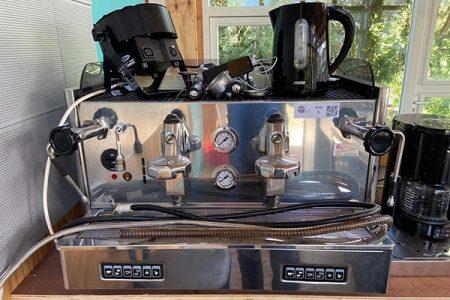 Espressomachine ABN AMRO